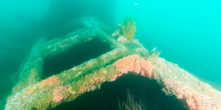 Wreck of the Star of Scotland