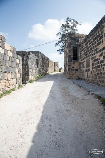 Ottoman village in Umm Qais