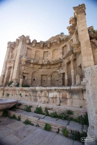Nymphaeum of Jaresh