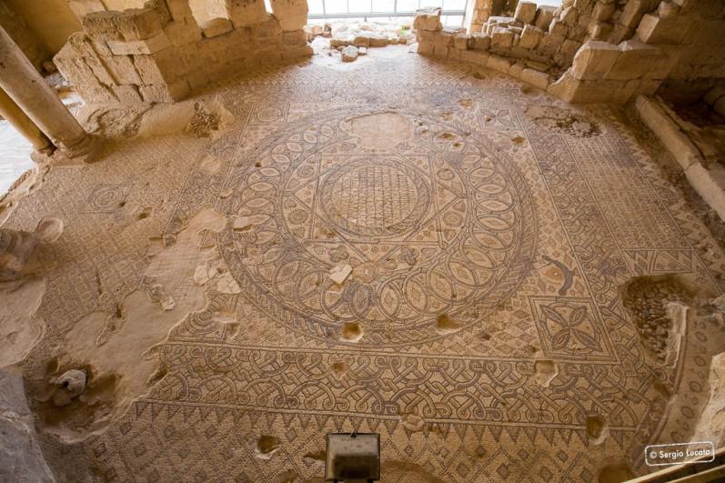 Mosaic in Madaba