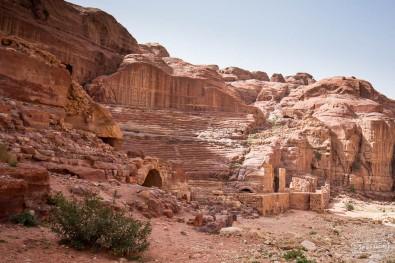 Nabatenean theatre