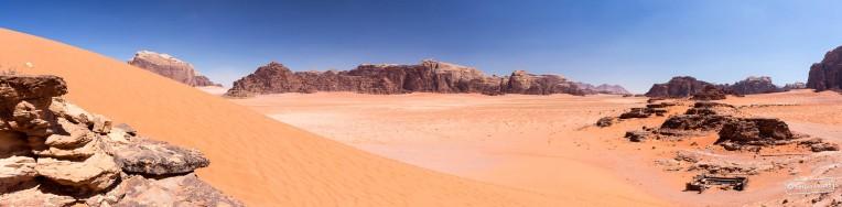 Red dunes
