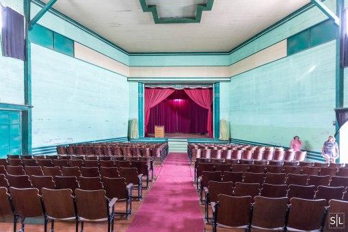 Theater at Oficina Humberstone