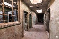 Hospital at Oficina Humberstone