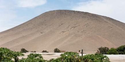 Geoglyphs at Las Maitas