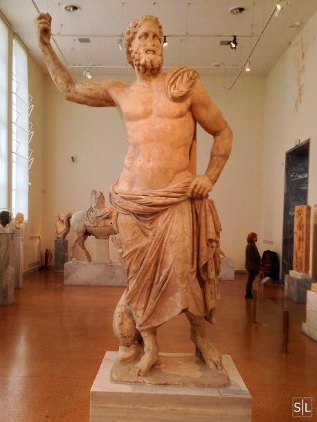 Poseidon, National Archeological Museum
