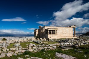 Temple of Athena, Acropolis