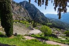 Theatre, Delphi