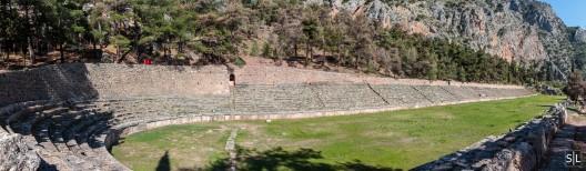 Stadium, Delphi